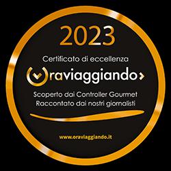 Certificato eccellenza recensioni ristoranti